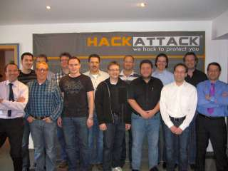 Hacking Seminar Hamburg