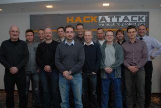 Hacker Training und Seminar Teilnehmer in München